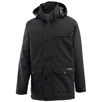 Merrell Taganay Jacket - Waterproof, Insulated (For Men) in Black