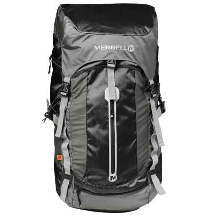 Merrell Tamarack 36L Backpack - Internal Frame in Black - Closeouts