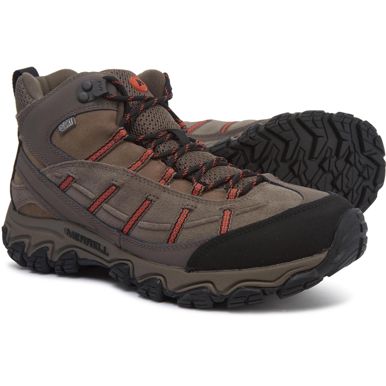 347c18d3ac5 Merrell Terramorph Mid Hiking Boots - Waterproof (For Men)