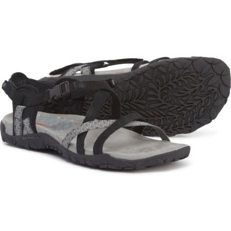 19168dbbca97 Merrell Terran Lattice II Sandals (For Women) - Save 32%