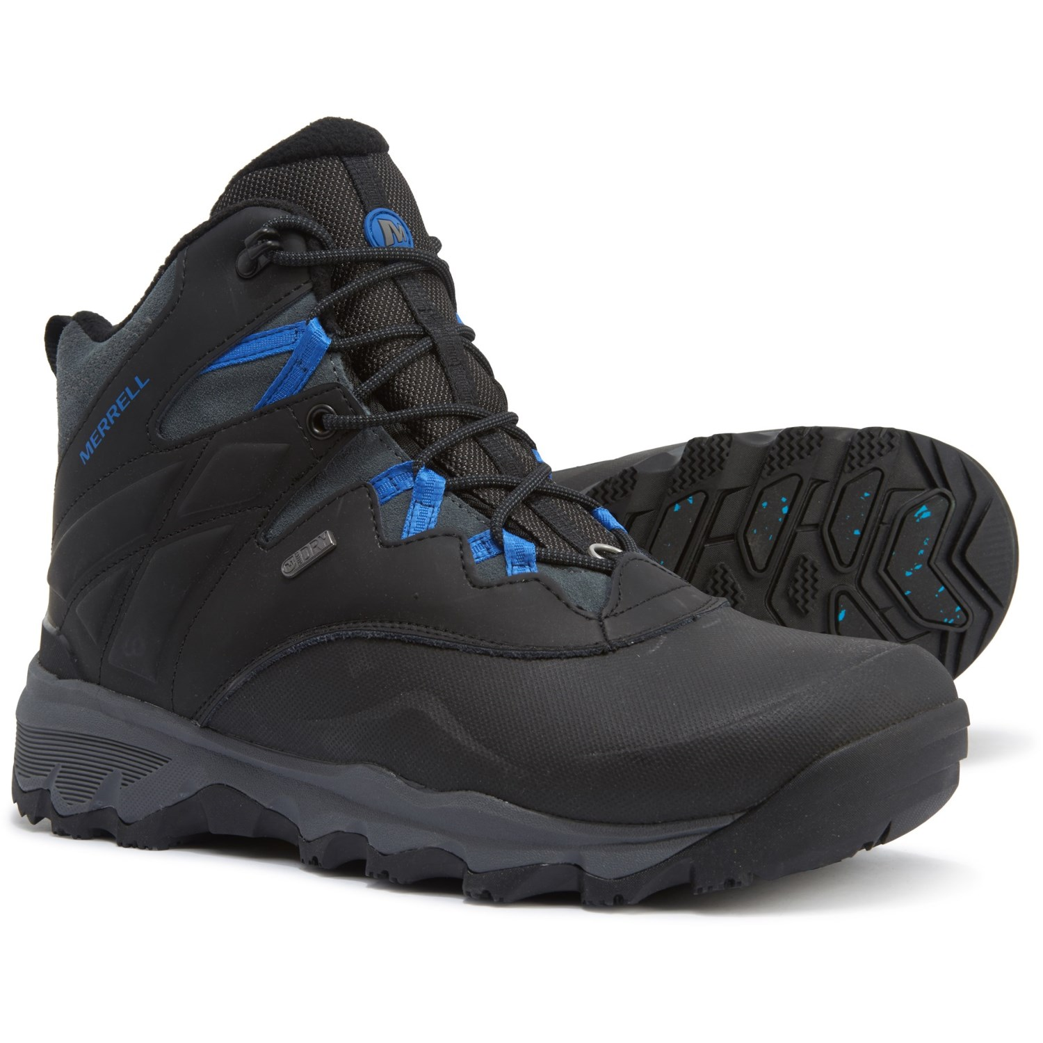 "456fef1357 Merrell Thermo Adventure Ice+ 6"" Snow Boots (For Men) - Save 33%"