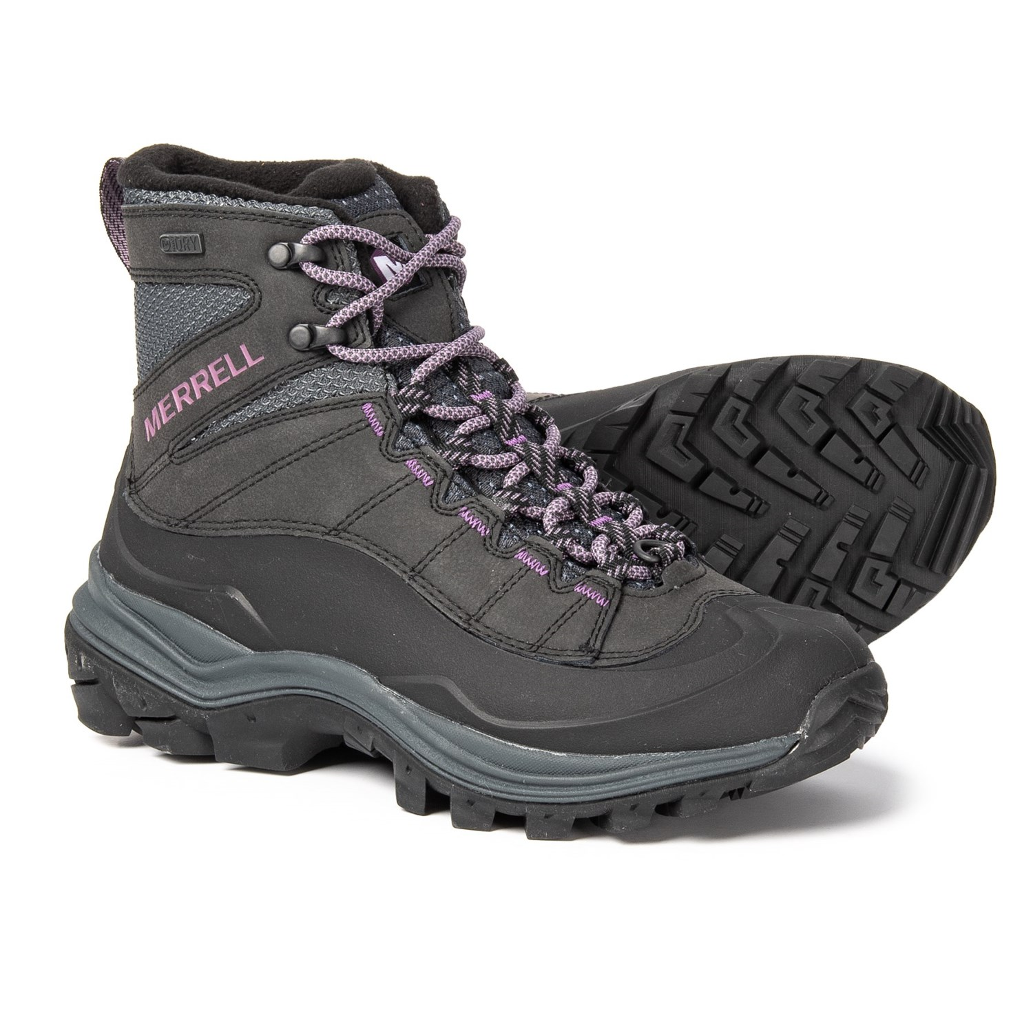 7f0c3ab9 Merrell Thermo Chill Mid Shell Hiking Boots (For Women) - Save 45%