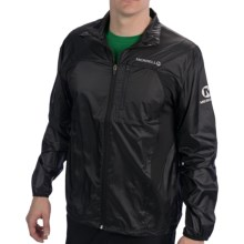 Merrell Torrent Running Shell Jacket - Minimalist (For Men) in Black - Closeouts
