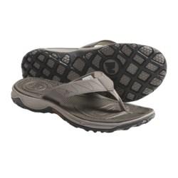 Merrell Tortugus Sandals (For Men) in Smoke