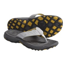 Merrell Tortugus Sandals (For Men) in Smoke - Closeouts