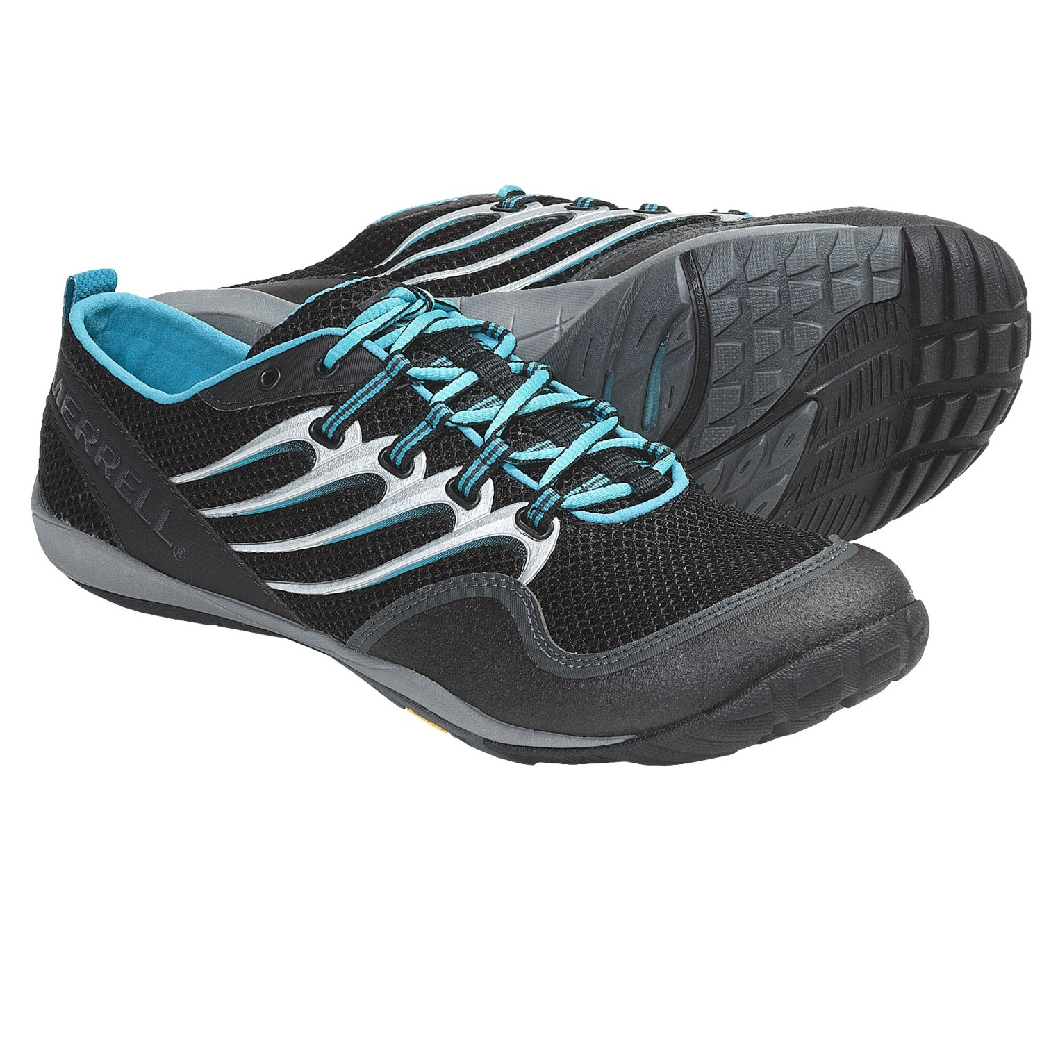 merrell trail glove barefoot trail running shoes