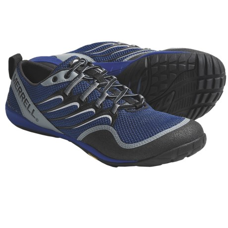 Merrell Trail Glove Barefoot Trail Running Shoes - Minimalist (For Men) in Olympia