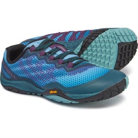 d3d6b7e33 Merrell Trail Gloves 4 Shield Running Shoes (For Women) in Hypernature