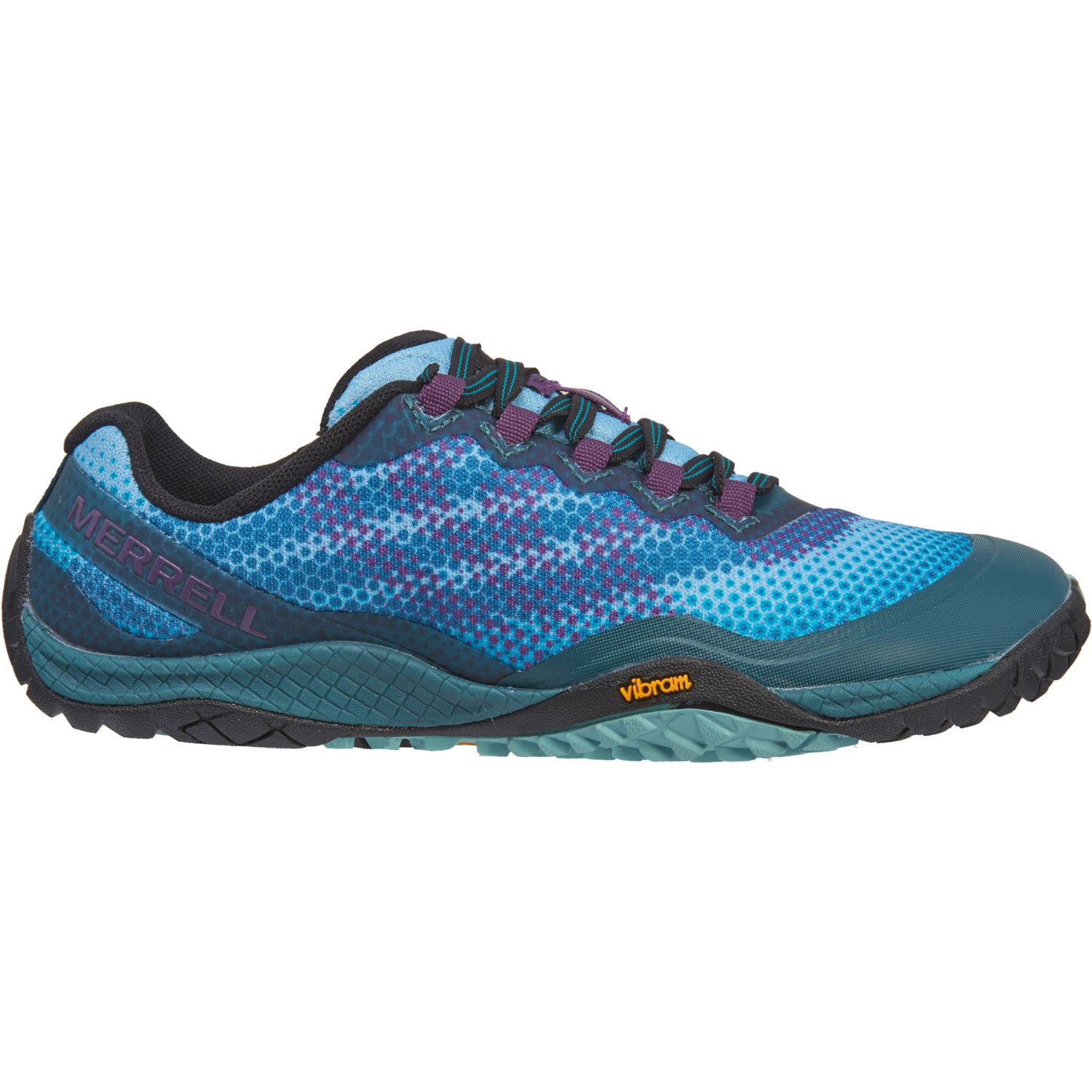 868d7762d Merrell Trail Gloves 4 Shield Running Shoes (For Women) - Save 33%