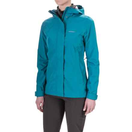Merrell TrailMist Rain Jacket - Waterproof (For Women) in Celestial - Closeouts