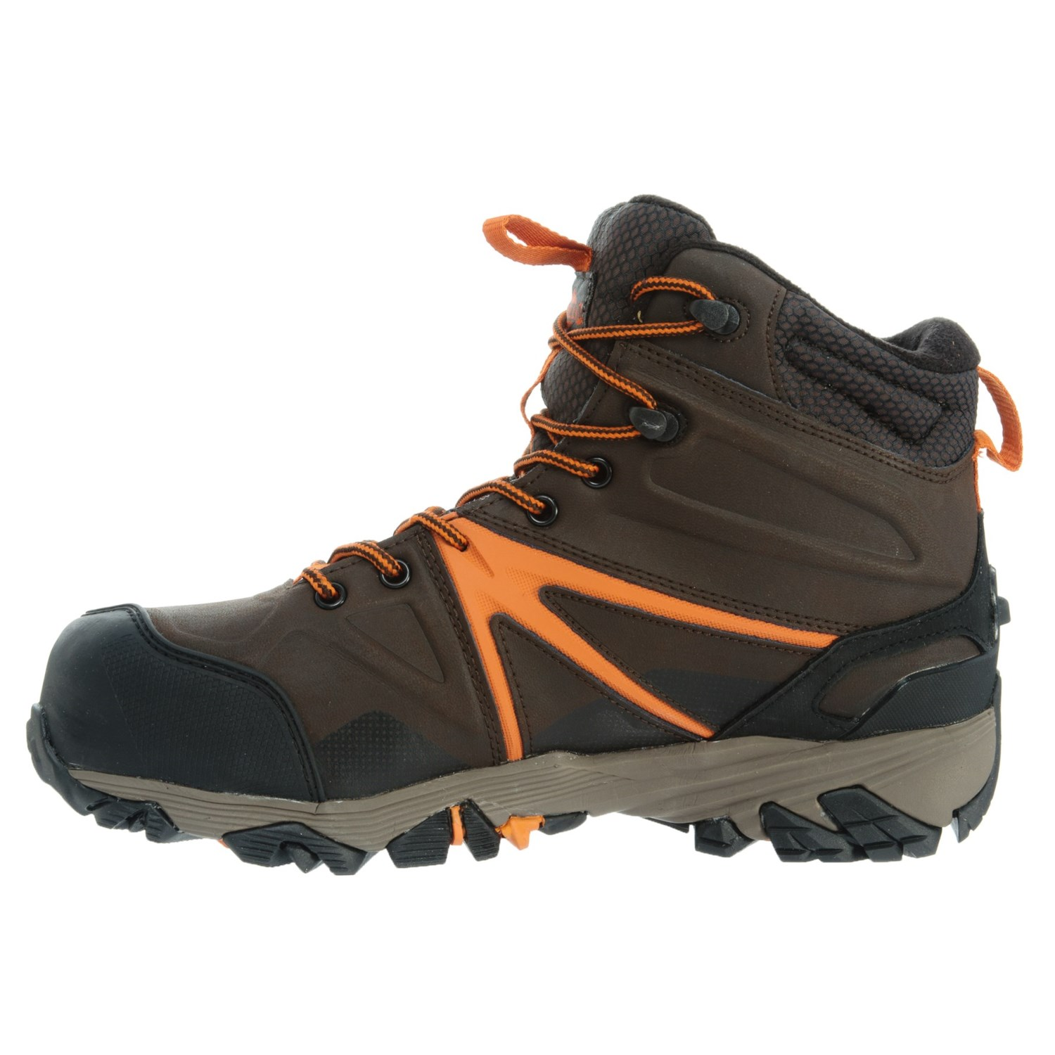 Merrell Trailwork Mid Work Boots (For Men) - Save 44% e23f3a658