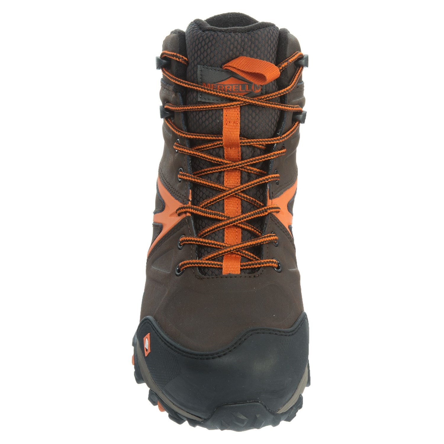 314a8dec0 Merrell Trailwork Mid Work Boots - Waterproof, Composite Safety Toe (For Men )