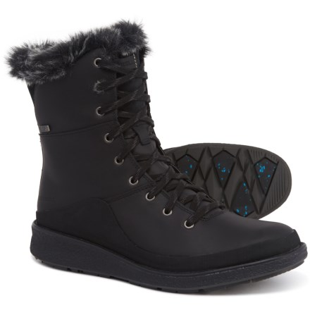 ee16cbcd9900e Merrell Tremblant Ezra Ice+ Winter Boots - Waterproof, Insulated (For Women)  in Black