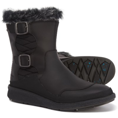 7ee7c1a0d9 Merrell Tremblant Ezra Zip Ice+ Winter Boots (For Women) - Save 42%