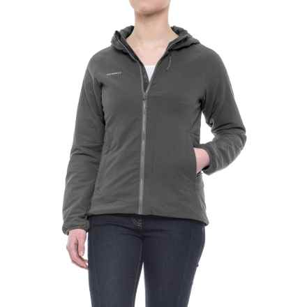 Merrell Unbound Jacket - Insulated (For Women) in Asphalt - Closeouts