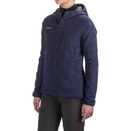 Merrell Unbound Jacket - Insulated (For Women) in Eclipse - Closeouts
