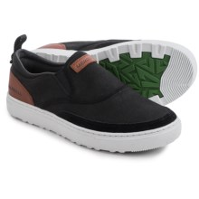 Merrell Valley Classic Moc Shoes - Slip-Ons (For Men) in Black - Closeouts