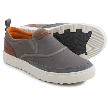 Merrell Valley Classic Moc Shoes - Slip-Ons (For Men) in Castlerock - Closeouts