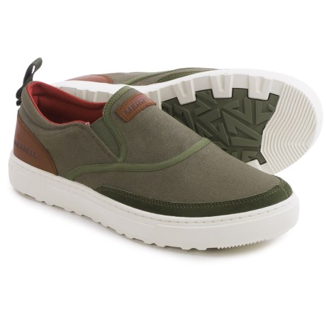 Merrell Valley Classic Moc Shoes Slip Ons (For Men)