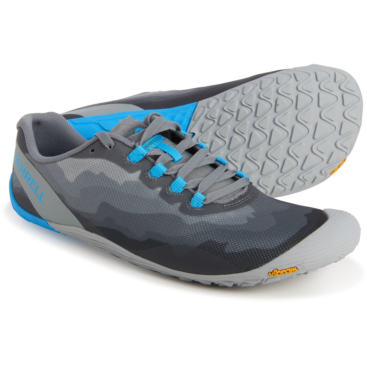 merrell vapor glove 4 trail shoe in