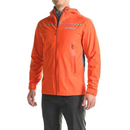 Merrell VaporVENT 2.5L Trail Jacket (For Men) in Red Pepper - Closeouts