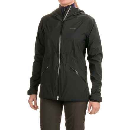 Merrell VaporVENT 2.5L Trail Jacket (For Women) in Black - Closeouts