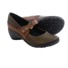 Merrell Veranda Emme Mary Jane Shoes (For Women) in Brown - Closeouts