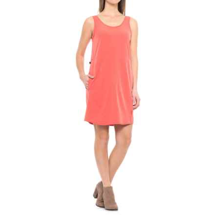 Merrell Waimea Dress - UPF 50+, Sleeveless (For Women) in Rose Of Sharon - Closeouts