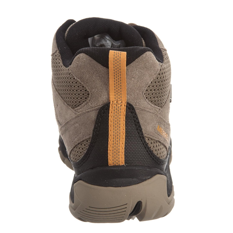 20af891b9c Merrell White Pine Mid Ventilator Hiking Boots - Waterproof (For Men)
