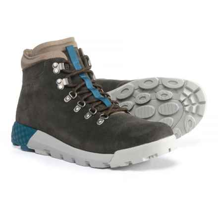 Merrell Wilderness AC+ Boots - Suede (For Men) in Beluga - Closeouts