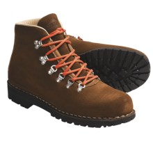 Merrell Wilderness Hiking Boots  (For Men) in Brown Suede - Closeouts
