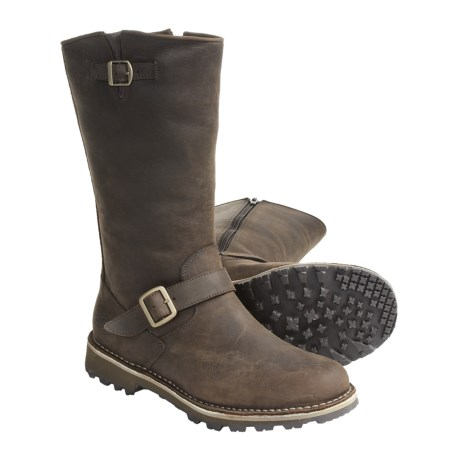Merrell Wilderness Remix Boots - Leather, Insulated (For Women) in Brown