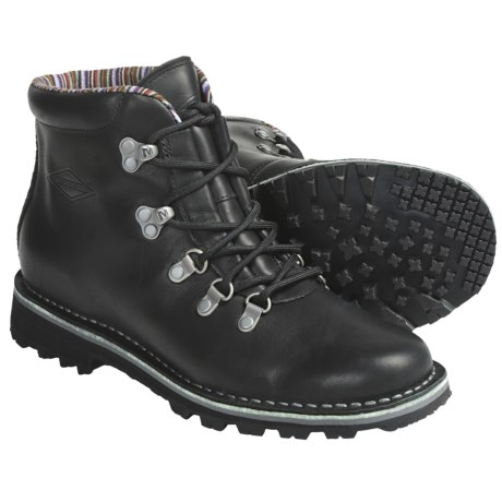 Merrell Wilderness Valley Lace-Up Boots - Leather, Insulated (For Women) in Black
