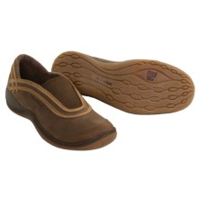 Merrell Willow Shoes - Slip-Ons (For Women) in Chocolate Nubuck - Closeouts