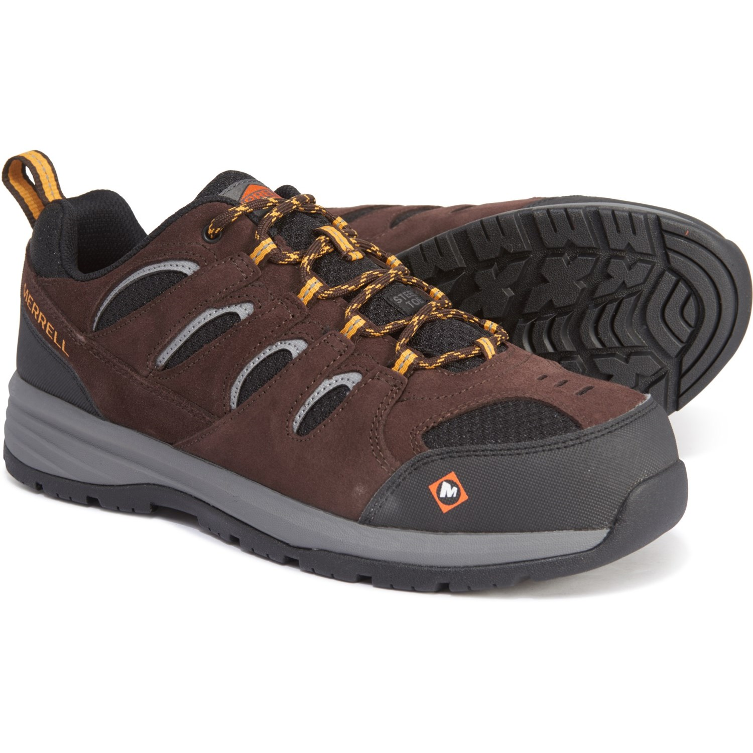 9bc75d2e Merrell Windoc Work Shoes (For Men) - Save 44%
