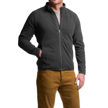 Merrell Windthrow 2.0 Fleece Jacket - Full Zip (For Men) in Asphalt - Closeouts
