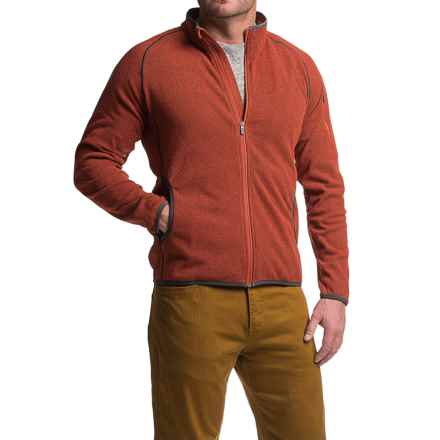 Merrell Windthrow 2.0 Fleece Jacket - Full Zip (For Men) in Bossa Nova - Closeouts