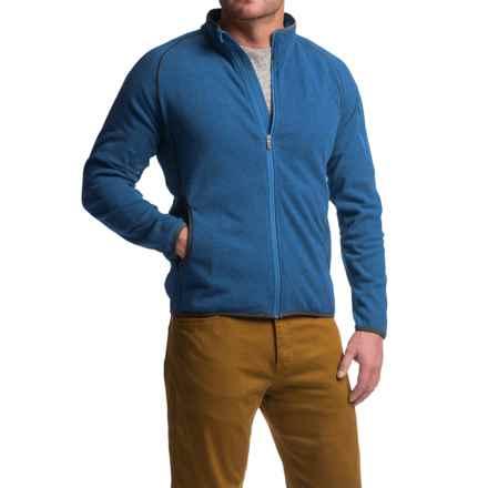 Merrell Windthrow 2.0 Fleece Jacket - Full Zip (For Men) in Snorkel Blue - Closeouts