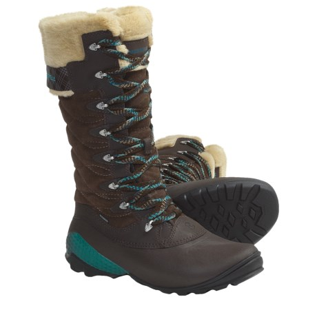 Merrell Winterbelle Peak Winter Boots - Insulated (For Women) in Espresso