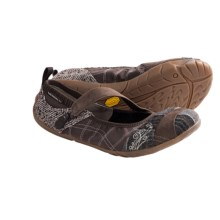 Merrell Wonder Glove Shoes - Leather, Minimalist (For Women) in Bracken Wool - Closeouts