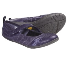Merrell Wonder Glove Shoes - Leather, Minimalist (For Women) in Indigo - Closeouts