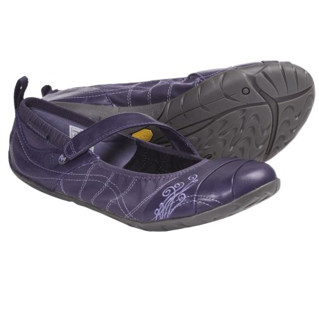 Merrell Wonder Glove Shoes - Leather, Minimalist (For Women) in Bracken Wool