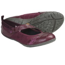 Merrell Wonder Glove Shoes - Leather, Minimalist (For Women) in Port Royal - Closeouts