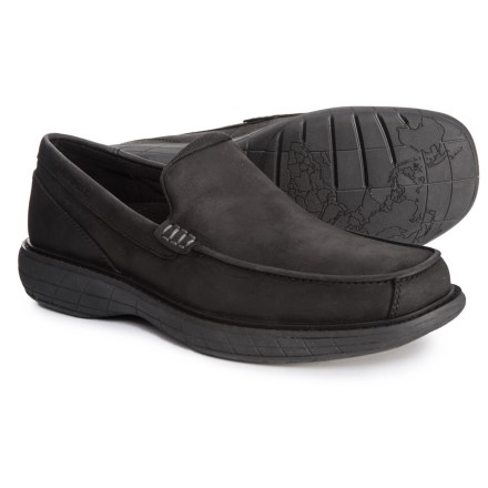 ca6dc01282e2 Merrell World Vue Venitian Moccasins - Slip-Ons (For Men) in Black
