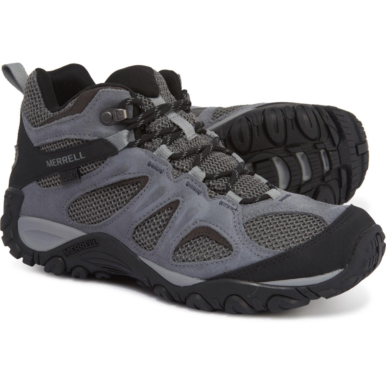 8eb8d3cb4fc Merrell Yokota 2 Mid Hiking Boots (For Men) - Save 27%