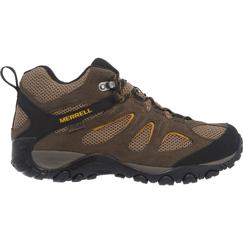 cf1149fd4dc Merrell Yokota 2 Mid Hiking Boots - Waterproof (For Men)