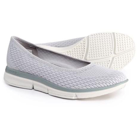 Merrell Zoe Sojourn E-Mesh Ballet Flats - Slip-Ons (For Women) in High Rise