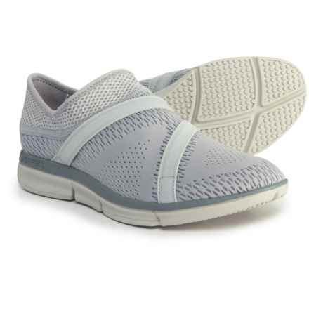 Merrell Zoe Sojourn E-Mesh Q2 Ballet Flats - Slip-Ons (For Women) in High Rise - Closeouts