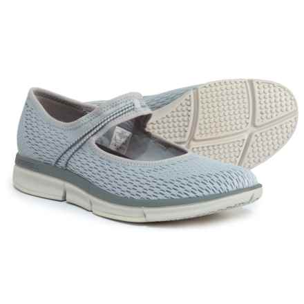 Merrell Zoe Sojourn E-Mesh Q2 Mary Jane Shoes - Slip-Ons (For Women) in High Rise - Closeouts
