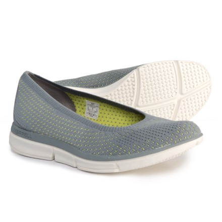 4152bee5961a Merrell Zoe Sojourn Knit Ballet Flats - Slip-Ons (For Women) in Monument